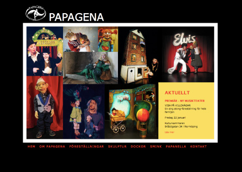 Papagena kulturproduktioner