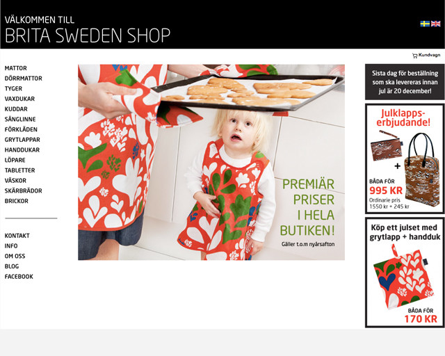 Brita Sweden Shop