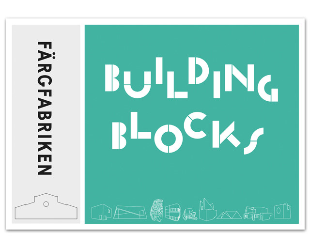 Färgfabriken Building Blocks
