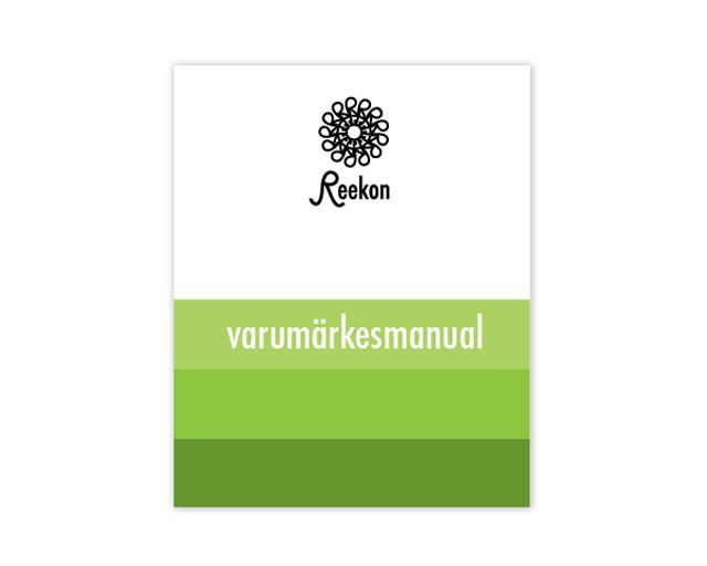 Reekon Grafisk manual