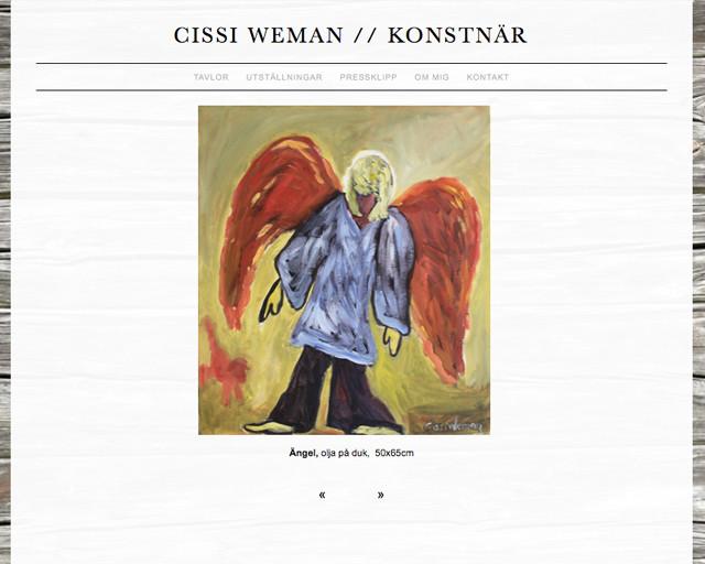 Cissi Weman Tavla